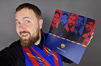 Wylsacom – фанат «Барселоны». Он потратил миллион рублей на фифу