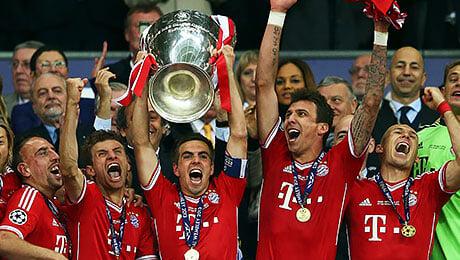Сборная лучших игроков «Баварии» 2010-х