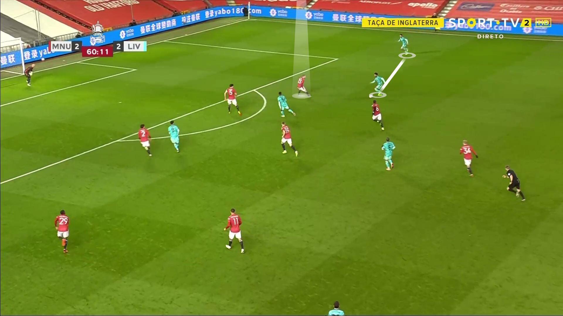 «МЮ» и «Ливерпуль» выдали шоу в кубке. Спонсор зрелищности – смелые позиции Трента и Рэшфорда («Юнайтед» лучше реализовал это преимущество)