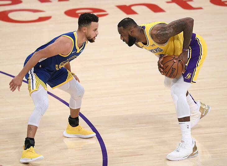 «Лейкерс» и «Уорриорз» – первые клубы НБА в Калифорнии, их соперничество могло стать легендарным. Но так и не стало