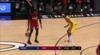 Myles Turner Blocks in Miami Heat vs. Indiana Pacers