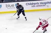 НХЛ, Лос-Анджелес, видео, Детройт, Илья Ковальчук