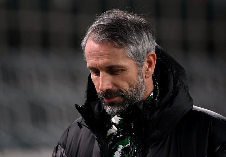 «Гладбах» сломался сразу после новости об уходе тренера в «Дортмунд»: проиграли 6 матчей подряд