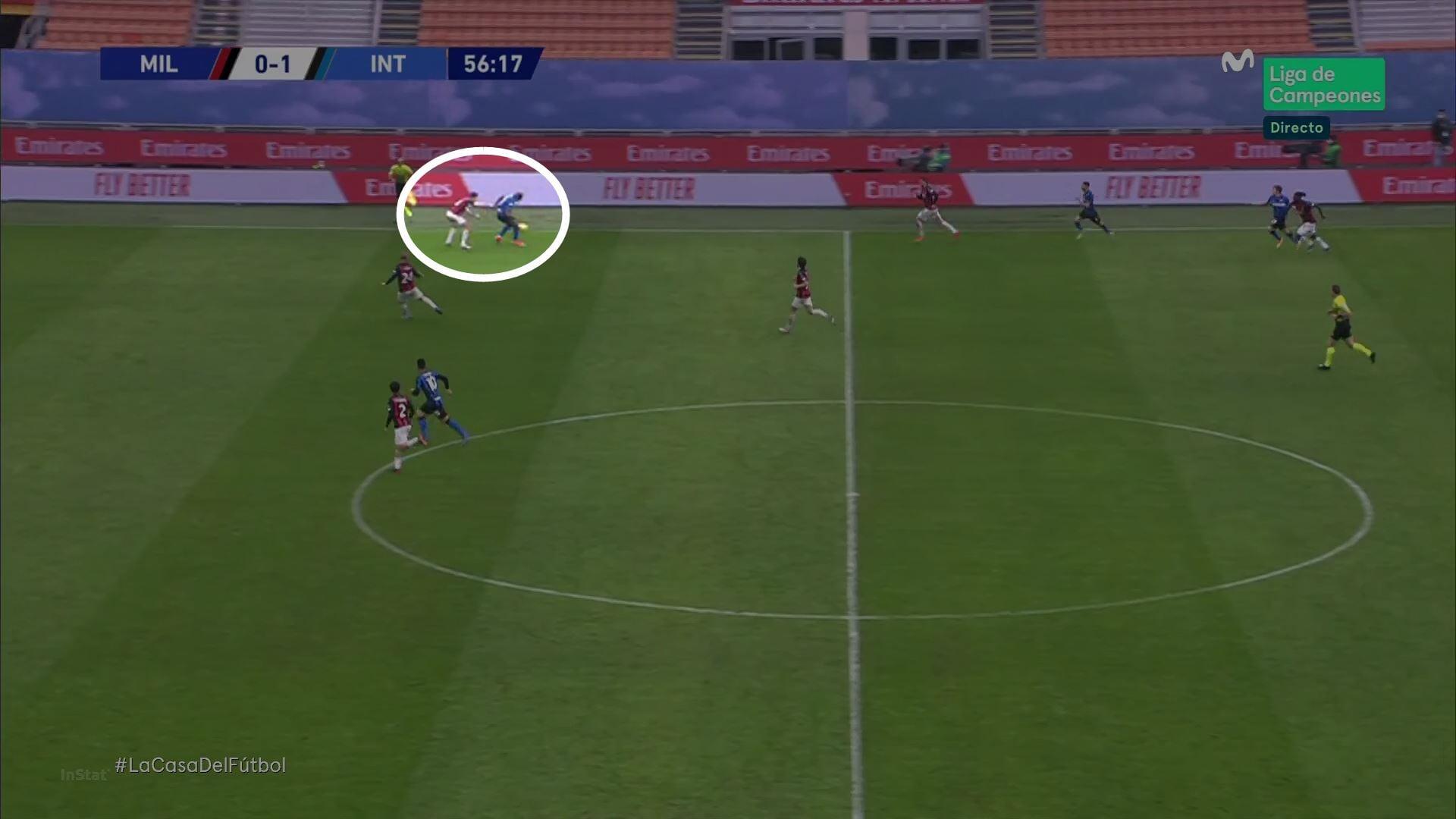 В миланском дерби Конте сочетал элементы «Атлетико» и «Ман Сити». Это фундамент победы, но в ключевые 15 минут вытащил Ханданович