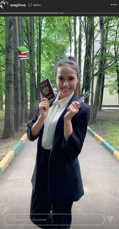 Алина Ильназовна Загитова-3 | Олимпийская чемпионка - Страница 10 Rue6e2851e926