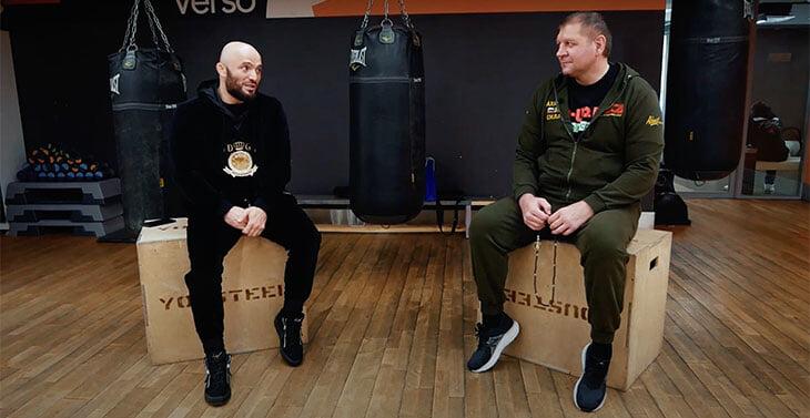 Александр Емельяненко пришел на шоу Маги Исмаилова. Рассказал про Джигана, Кокляева и бои на голых кулаках
