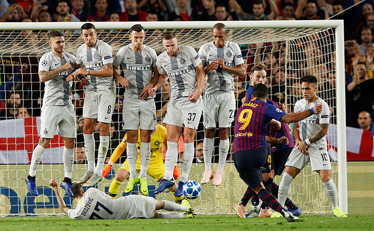 Интер— 2:0— видео голов иобзор матча