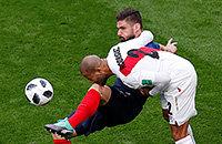 Франция обыгрывает Перу. Этого хватит для плей-офф
