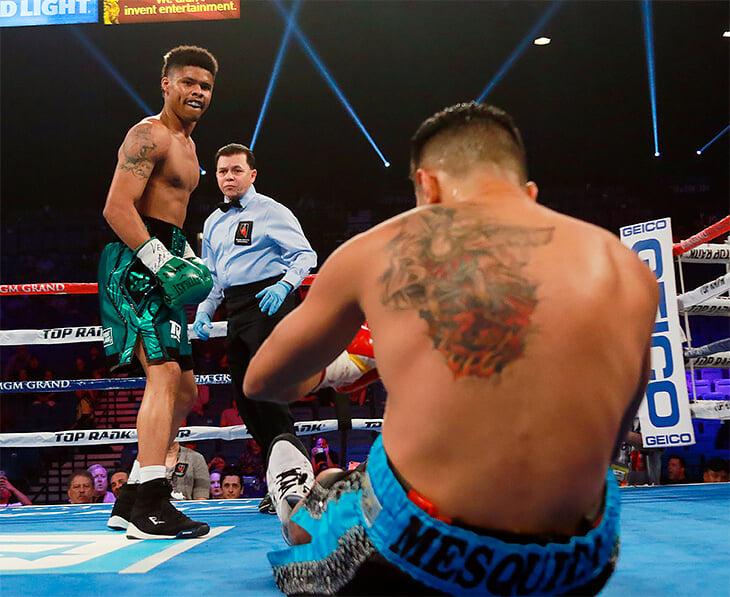 Большой бокс в Лас-Вегасе: выступит талантлевейший Шакур Стивенсон, которого называют новым Мейвезером. А мы проведем онлайн