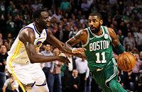 Бостон, НБА, Голден Стэйт