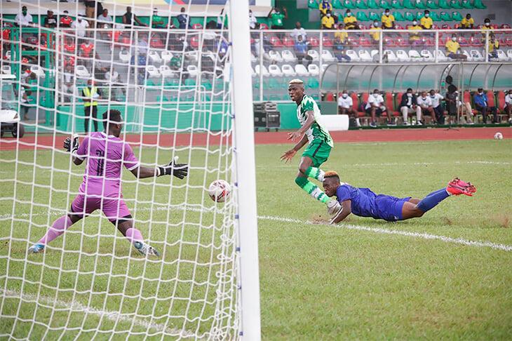 Нигерия вела 4:0 к 30-й минуте – и сыграла 4:4. Безумный камбэк в отборе на Кубок Африки