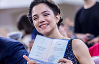 Анастасия Шпилевая, Ксения Конкина, Полина Костюкович, Аполлинария Панфилова, Евгения Медведева, Алена Косторная