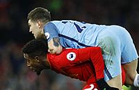 Ливерпуль, Манчестер Сити, премьер-лига Англия, тактика