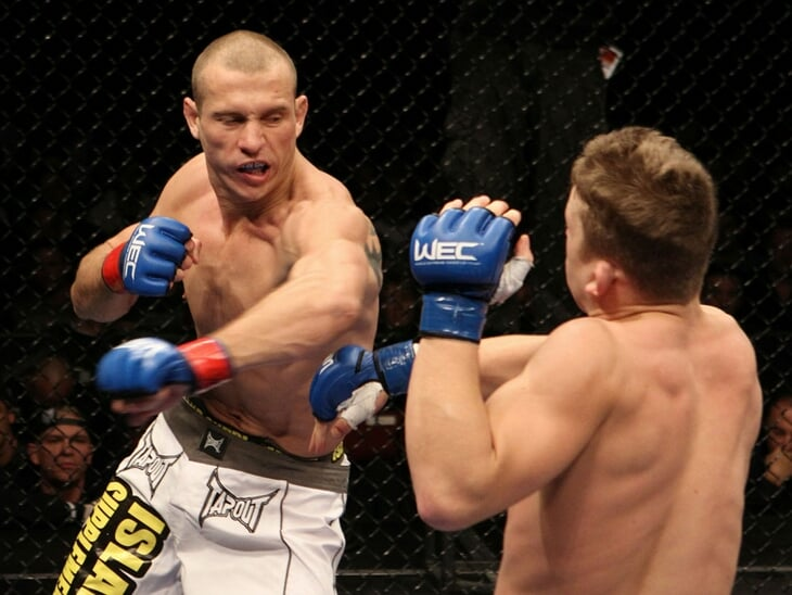 Октагон-герл UFC сводит с ума