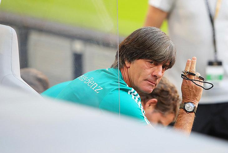 Йоахим Лев, Лига наций УЕФА, Сборная Германии по футболу