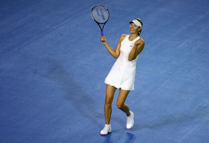 Медведев может взять Australian Open спустя 13 лет после Шараповой. Вспомнили последний титул России: странные шутки отца и смену платья