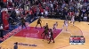 Top Play by John Wall vs. the Hawks