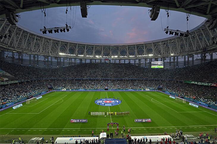 Финал Кубка дал Нижнему немного атмосферы ЧМ. Шоу после матча – класс