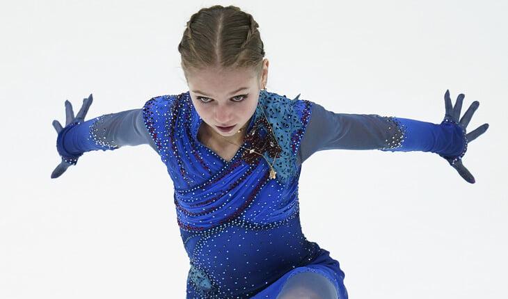 До Трусовой 15 лет не прыгали четверные. Она возглавила революцию и теперь делает 5 (!) в одной программе