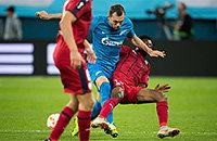Заболотный забил «Бордо» – 1:1