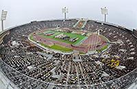 Лужники, фото, стадионы
