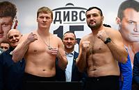 супертяжелый вес, Александр Поветкин, бокс, Кристиан Хаммер