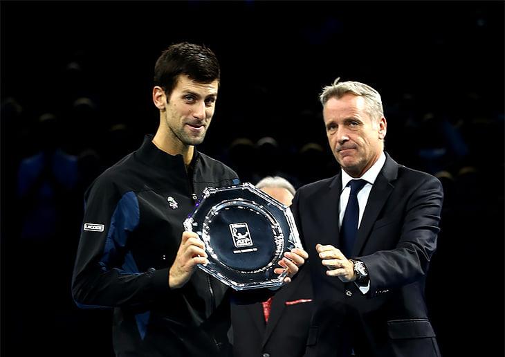 В теннисе опять «Карточный домик». Возможно, Джокович добился увольнения президента ATP