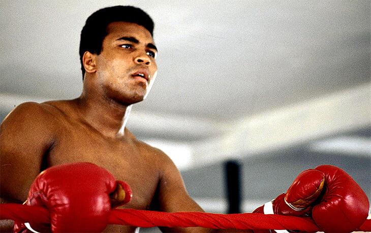 Понятие GOAT придумал Мохаммед Али. Только он его и заслуживает: из-за влияния не только на спорт, но и на весь мир