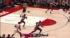 Duncan Robinson 3-pointers in Portland Trail Blazers vs. Miami Heat