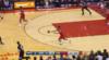 Pascal Siakam 3-pointers in Toronto Raptors vs. Minnesota Timberwolves