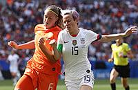 Сборная США – чемпионки мира! Обыграли Голландию в финале 2:0