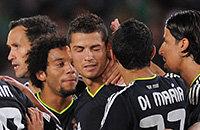 Криштиану Роналду, Пепе, Реал Мадрид, Реал Сосьедад, примера Испания