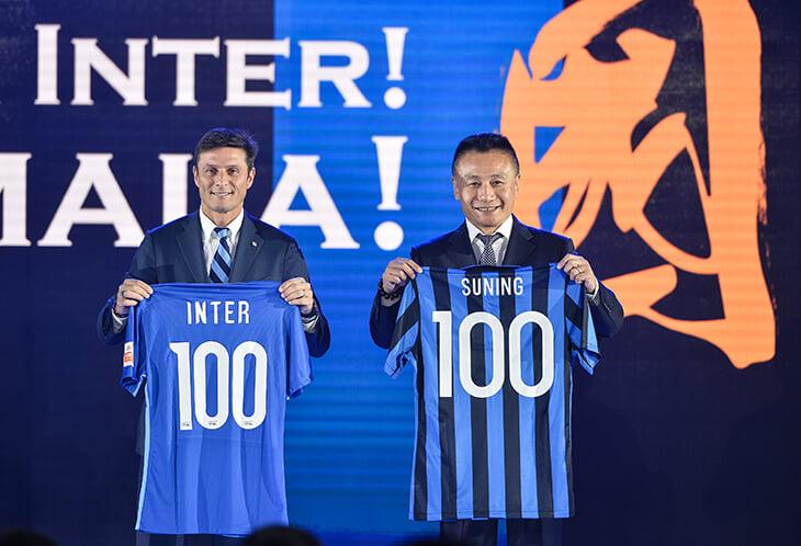 Чемпион Китая ликвидируется из-за долгов владельцев. А ведь у клуба те же хозяева, что и у «Интера»
