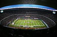 стадион Австралия, Камп Ноу, Уэмбли, Солт Лейк, Соккер Сити, Бунг Карно, Ацтека, Букит Джалил, Стадион Первого Мая