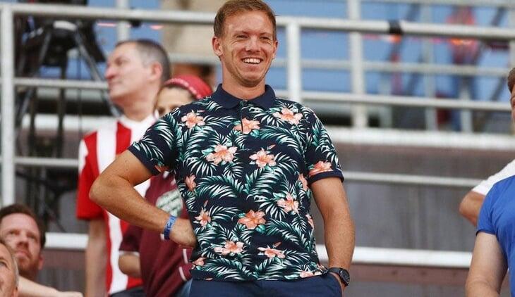 Нагельсманн наряжается по-новому почти на каждый матч, на ЛЧ – всегда при параде. Он без ума от одежды