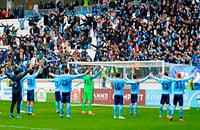 На матч «Ротора» и «Балтики» пришли 25 тысяч зрителей. И это даже не рекорд ФНЛ