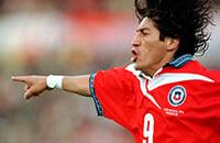 Иван Саморано, сборная Чили по футболу, Ла Лига, серия А Италия, Реал Мадрид, Интер