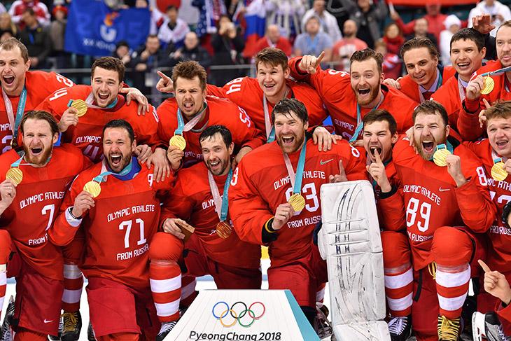 rue948b26e105 Герои Пхенчхана: все российские медалисты Олимпийских игр 2018