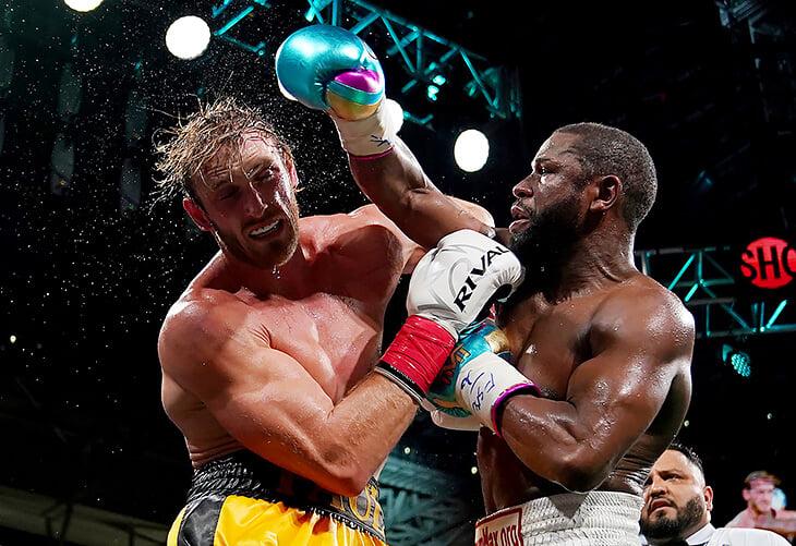 Пол за бой с Мейвезером заработал больше, чем многие чемпионы UFC за карьеру. Бойцы протестуют и даже судятся с промоушеном
