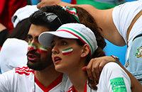 ЧМ-2018, Сборная Ирана по футболу, Сборная Марокко по футболу, болельщики