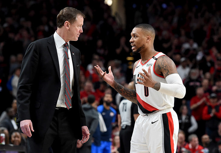 НБА – лига избалованных кексиков. Здесь тренерам нужно быть жесткими, а не разбираться в тактике