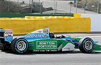 Гран-при Бельгии, Михаэль Шумахер, Мик Шумахер, Бенеттон, Формула-1