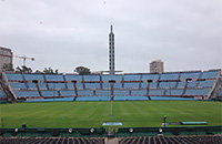 Олимпийский футбольный турнир, Сборная Уругвая по футболу, чемпионат мира, Эстадио Сентенарио Монтевидео