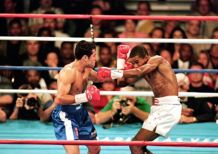 Де Ла Хойя и Тринидад – Мэйвезер и Пакьяо 90-х