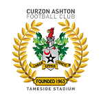 Curzon Ashton FC - logo