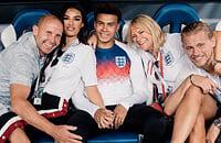 Сборная Англии по футболу, премьер-лига Англия, Тоттенхэм, ЧМ-2018 FIFA, МК Донс, Деле Алли, Харри Хикфорд