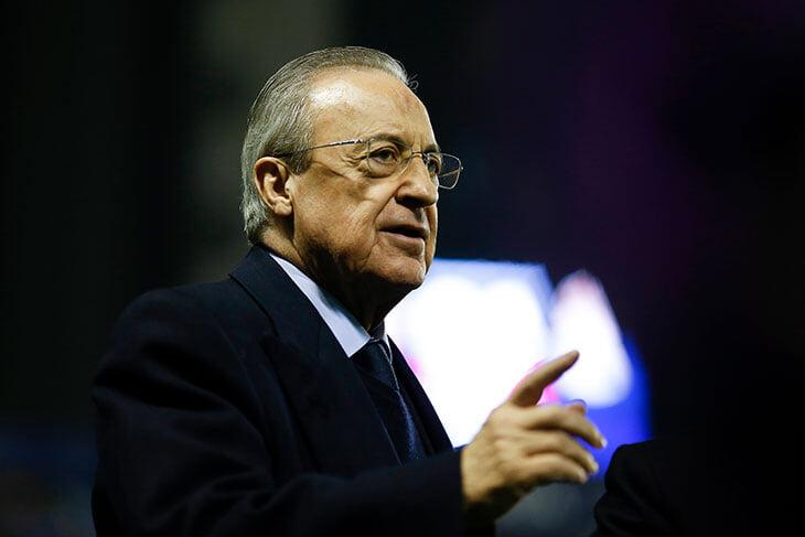 «Я не получу никакой выгоды от Суперлиги – просто хочу спасти футбол». Перес дал программное интервью