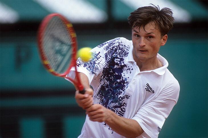 Умер Александр Волков – один из первых русских топ-теннисистов. Он побеждал великих и умел мотивировать Сафина