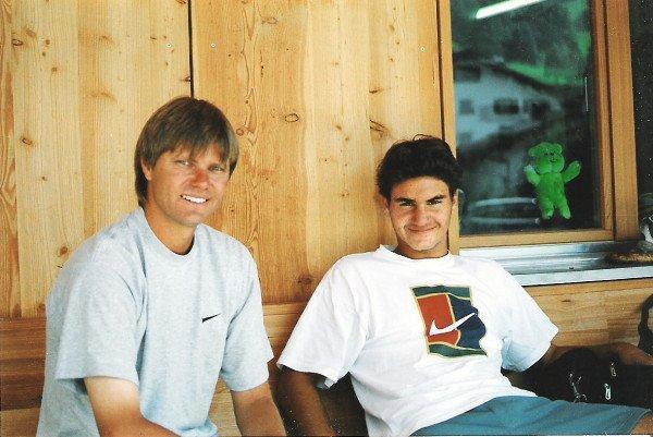 Вместо грунтового сезона Федерер поехал в Африку. Его с ней многое связывает