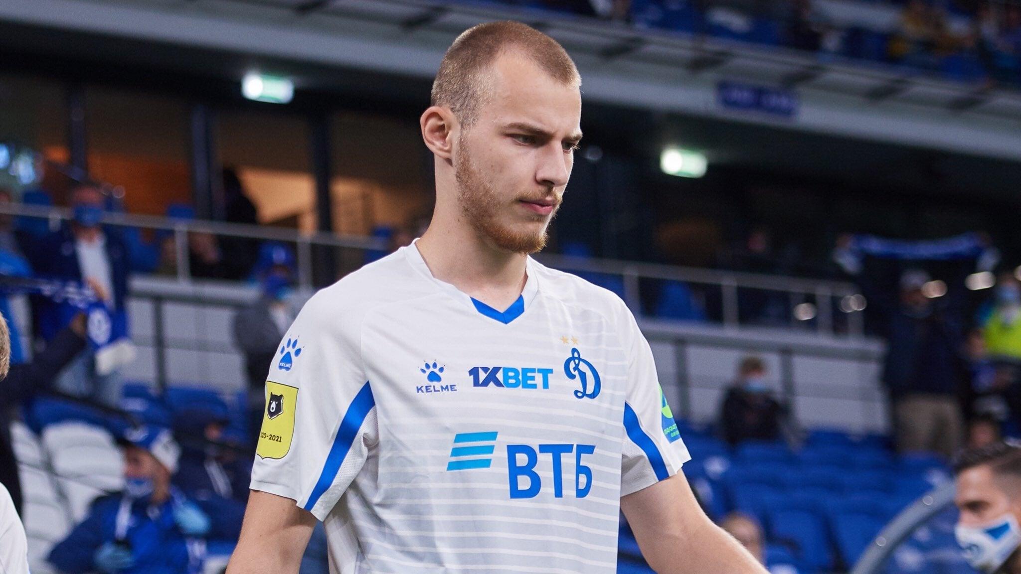 Евгеньев вызван в сборную России вместо Мостового